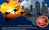 Tour of Brisbane and Gold Coast Australia - July 2018