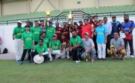 Desert Cubs Parents Eight-a-Side Tape Ball Cricket Tournament 2017